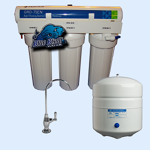 GRO-HE-75-D  Super High Efficiency Reverse Osmosis System
