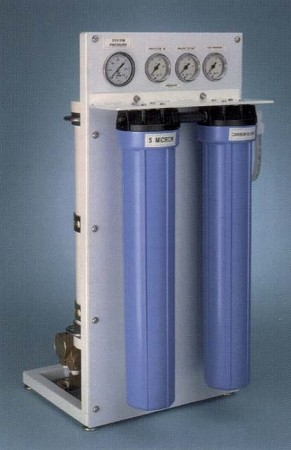 Compact II Reverse Osmosis Systems up to 500 GPD ROS/COMP-II-450