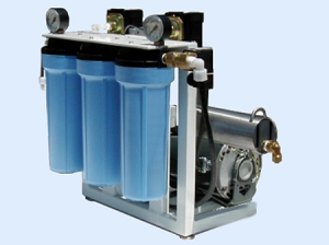 Compact I Reverse Osmosis System, up to 500 GPD ROS/COMP-450